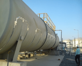 Pressure Vessels Heat Trace Dubai