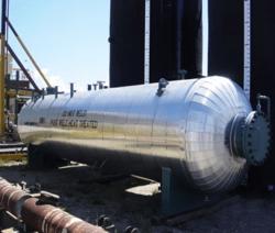 Pressure Vessels Heat Trace UAE