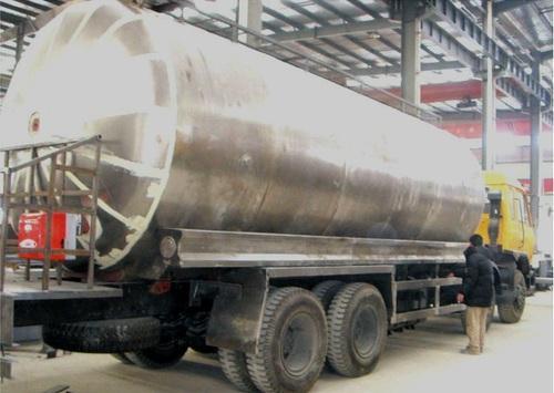 Tanker heater