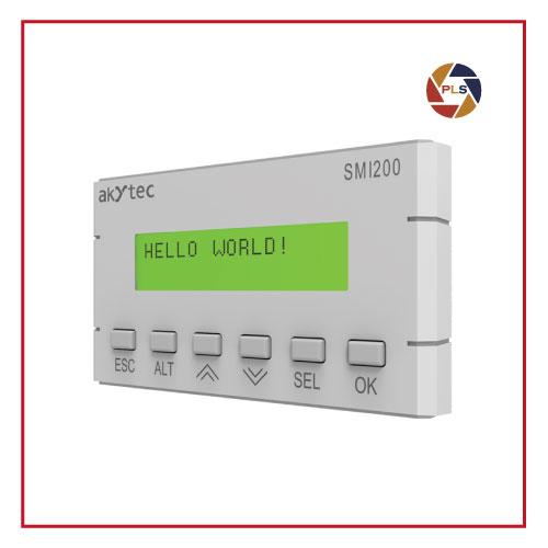SMI200 Programmable Compact Controller - paklinkllc.com